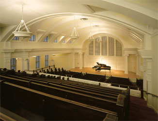 Nichols Concert Hall